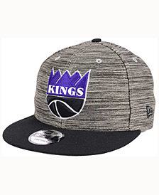 New Era Sacramento Kings Blurred Trick 9FIFTY Snapback Cap