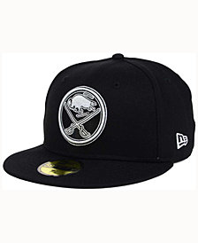 New Era Buffalo Sabres Black Dub 59FIFTY Cap