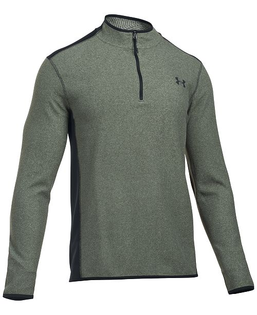 Under Armour Men's ColdGear­® Infrared 1/4 Zip Fleece