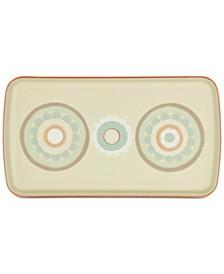 Dinnerware, Heritage Veranda Accent Rectangular Platter