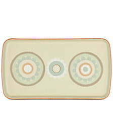 Denby Dinnerware, Heritage Veranda Accent Rectangular Platter
