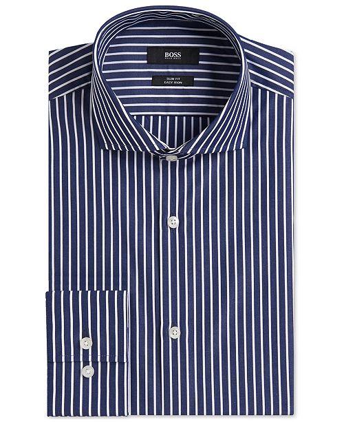 Hugo Boss BOSS Men's Slim Fit Dress Shirt