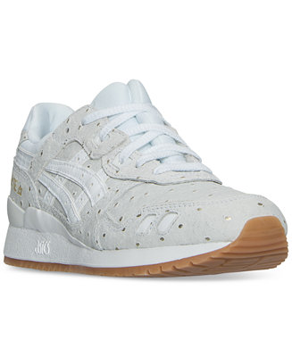 asics women's tiger gellyte iii casual sneakers from