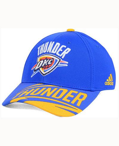 adidas Oklahoma City Thunder Layup Flex Cap