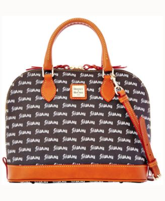 Miami Marlins Zip-Zip Satchel