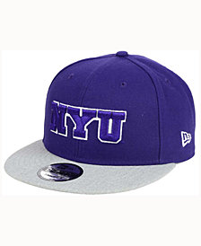 New Era New York University Bobcats MB 9FIFTY Snapback Cap