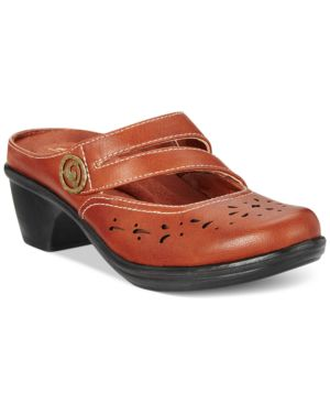 Easy Street Columbus Mules Women