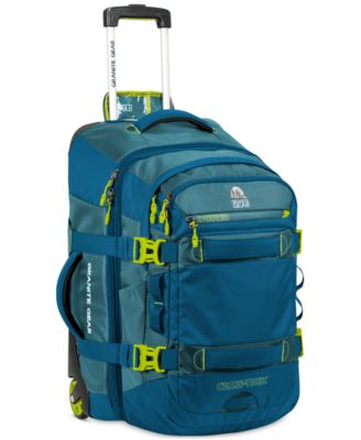 """Cross-Trek 22"""" Wheeled Carry-On with Removable Backpack"""