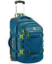 """Granite Gear Cross-Trek 22"""" Wheeled Carry-On with Removable Backpack"""