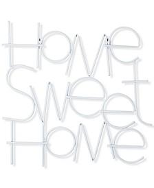 Home Sweet Home Metal Wall Decor