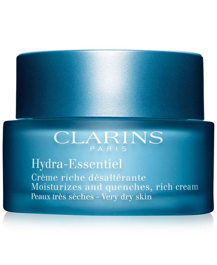 Clarins - Hydra-Essentiel Rich Cream - Very Dry to Dry Skin, 1.8 oz.