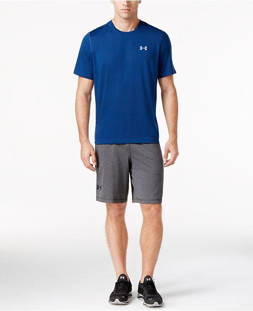 wholesale dealer 10115 07c2a Under Armour Men s Threadborne T-Shirt   Raid Shorts ...
