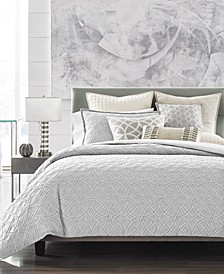 Connections Full/Queen Duvet Cover, Created for Macy's