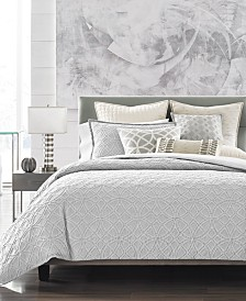 Hotel Collection Connections King Duvet Cover, Created for Macy's