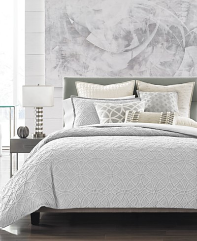 Hotel Collection Connections Duvet Covers, Created for Macy's