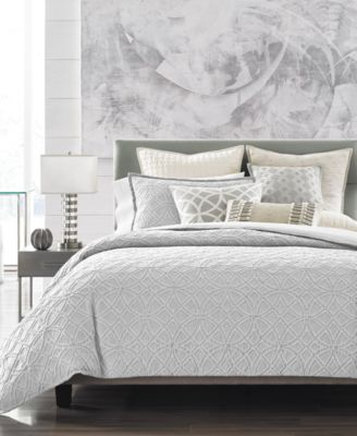 hotel collection connections fullqueen duvet cover created for macyu0027s