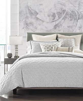 Hotel Collection Connections King Duvet Cover Created For Macys