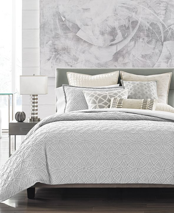 Hotel Collection CLOSEOUT! Connections Duvet Covers, Created for Macy's
