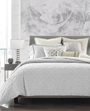 Closeout! Hotel Collection Connections Full/Queen Duvet Cover, Created for Macy's Bedding