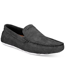 UGG® Men's Henrick Perforated Stripes Drivers