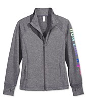 85e9fed9481a Ideology Active Jacket, Big Girls, Created for Macy's