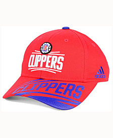 adidas Kids' Los Angeles Clippers Layup Adjustable Cap