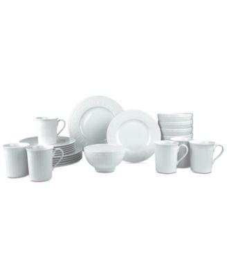 Cellini 24-Pc. Dinnerware Set, Service for 6