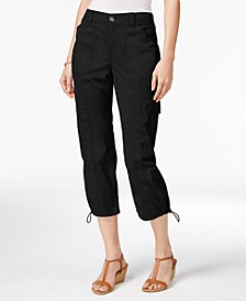 Capri Cargo Pants, Created for Macy's