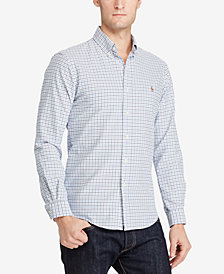 Polo Ralph Lauren Men's Checked Oxford Shirt