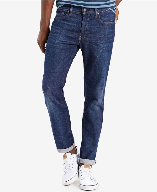 3679aaba987b Levi s 511™ Slim Fit Premium Advanced Stretch   Reviews - Jeans ...