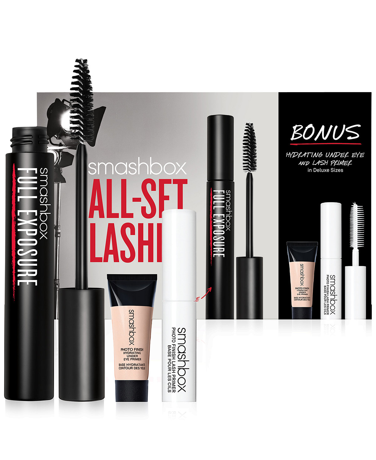 $11 (Reg. $22) Smashbox 3-Pc.