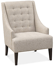 Easton Accent Chair, Quick Ship