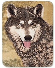 Shavel High Pile Oversized Throws Collection, Animal Prints
