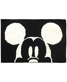Jay Franco Big Face Mickey Mouse Bath Rug