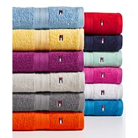 Deals on Tommy Hilfiger All American II Cotton Bath Towel