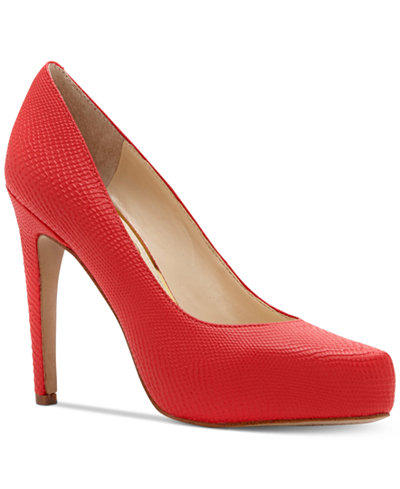 Jessica Simspon Parisah Platform Pumps