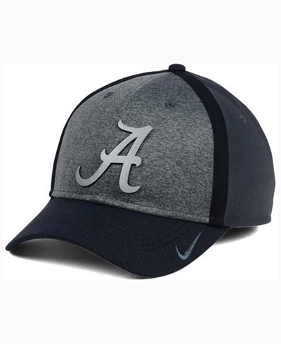 promo code 2fb9d 8a082 best price nike alabama crimson tide heather stretch fit cap 0543e aac75