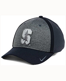 Nike Stanford Cardinal Heather Stretch Fit Cap