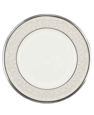 Silver Palace Appetizer Plate