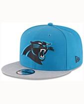 e2dcbade1 New Era Carolina Panthers Heather Vize MB 9FIFTY Cap