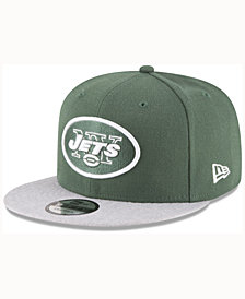 New Era New York Jets Heather Vize MB 9FIFTY Cap
