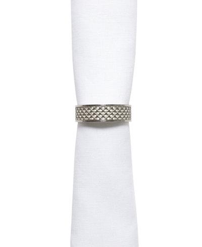 Chilewich Basketweave Napkin Ring