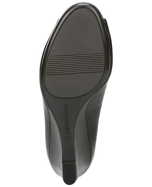 9b9c4b35016 Naturalizer Olivia Wedge Pumps   Reviews - Pumps - Shoes - Macy s