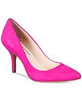 I.N.C. Women s Zitah Pointed Toe Pumps, Created for Macy s a71cb0a706