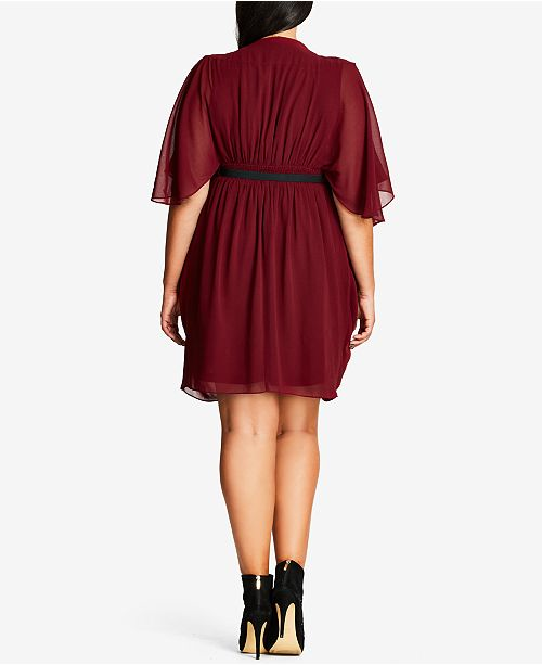 drapes dress halter black product draped plus lightbox top asymmetrical aymmetrical size