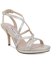 Bridal Shoes And Evening Shoes Macy S