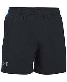 "Under Armour Men's Launch 5"" Woven Shorts"