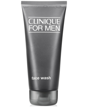 Receive a Free Clinique for Men Face Wash with $75 Clinique
