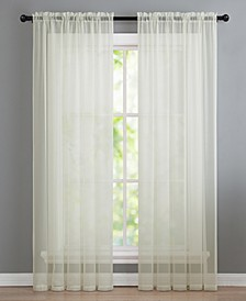 Infinity Sheer Window Panels and Valances