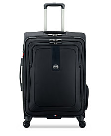 "CLOSEOUT! Delsey Helium Breeze 6.0 25"" Spinner Suitcase, Created for Macy's"